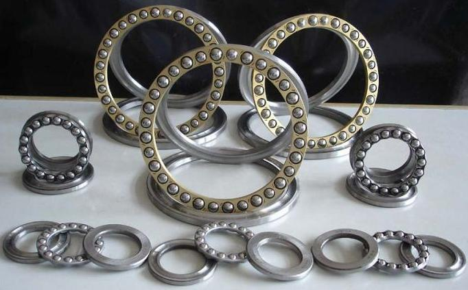 Thrust ball bearing type and specification